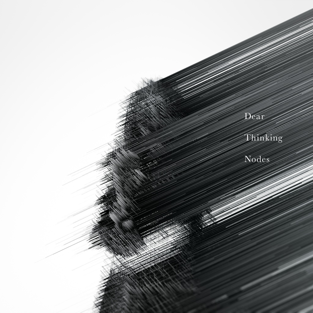 memex 1st full concept album『Dear Thinking Nodes』(物理CD版)