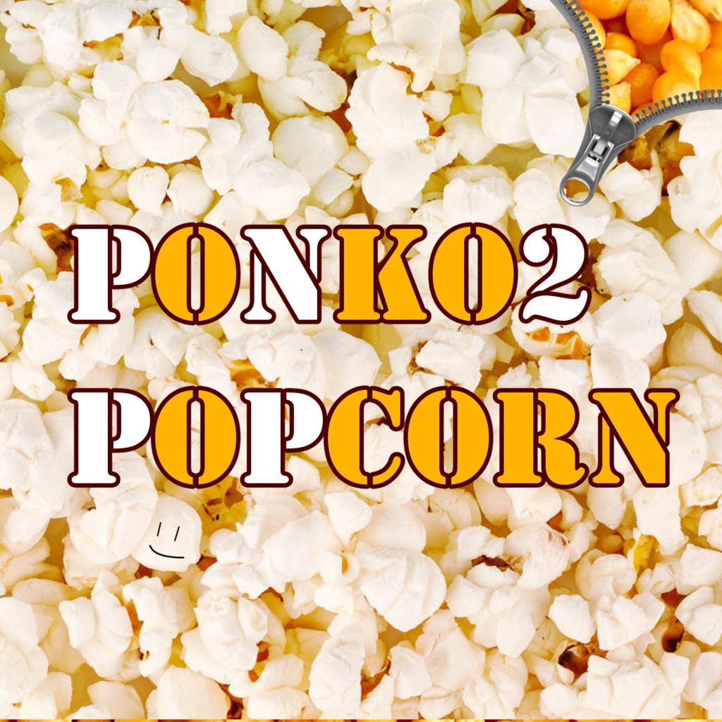 Ponko2 Popcorn