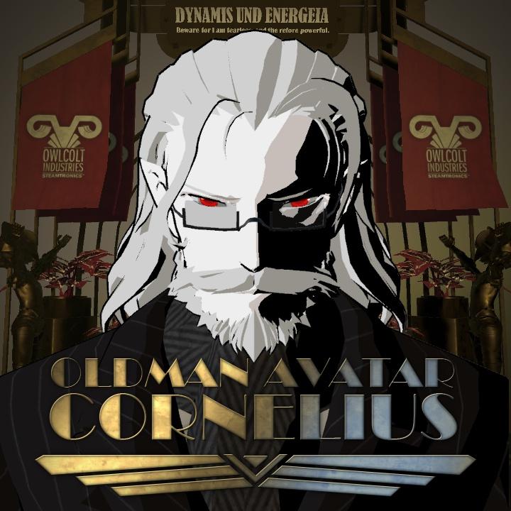 Oldman Cornelius
