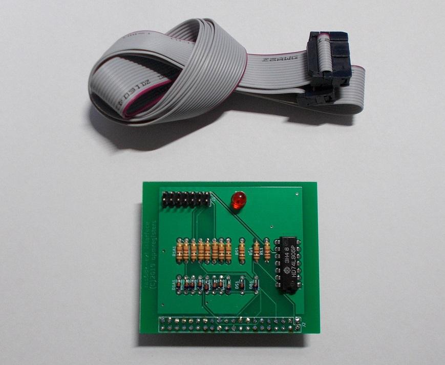 X68000用 レトロ音源サウンドインターフェース