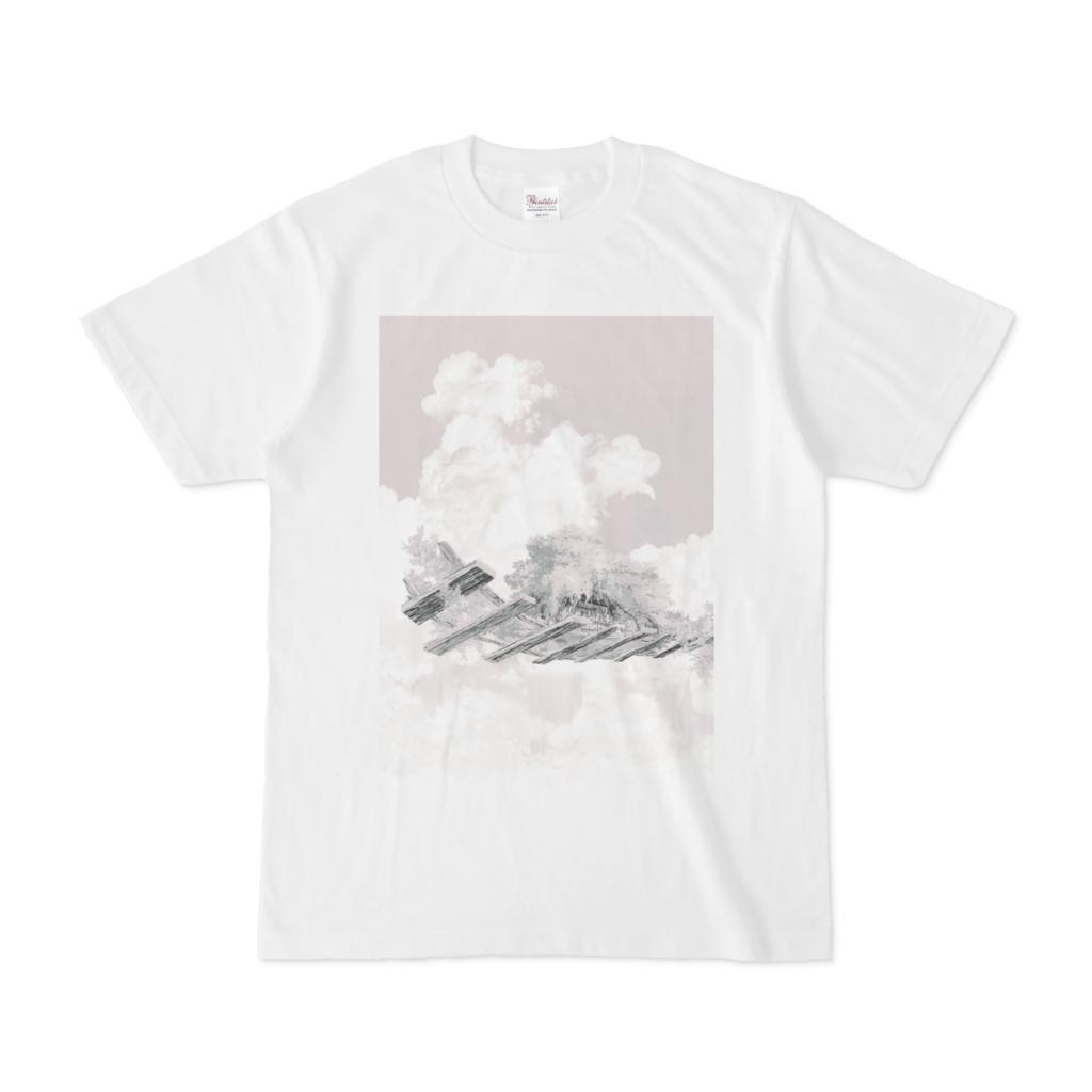 バンバーズTシャツ A-モノトーン