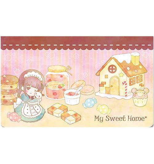 【オリジナル】カード&チェキファイル『My Sweet Home*』