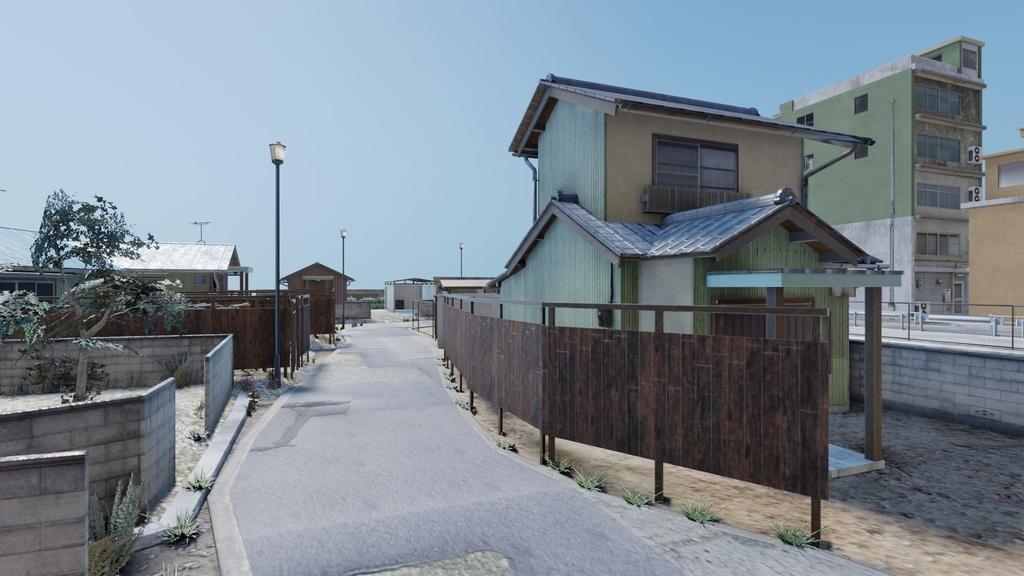 昭和町モデル・ミニマップ01