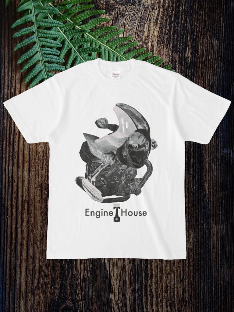 モチーフTシャツ:SV650X