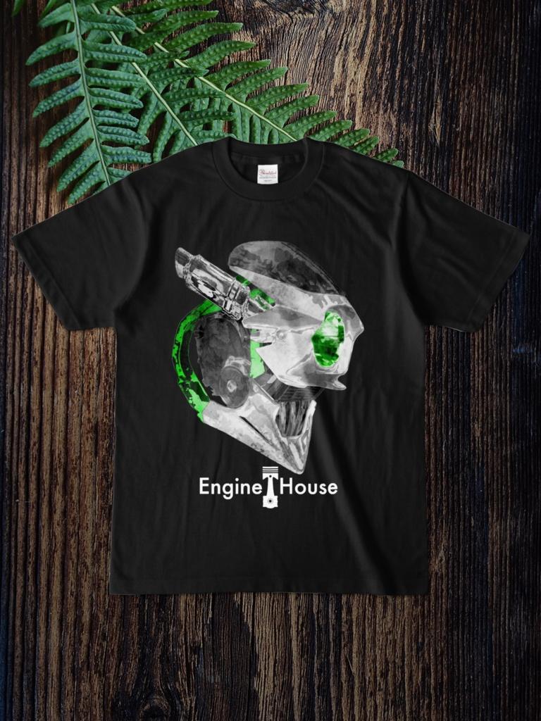 モチーフTシャツ:ホーネット250