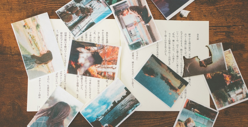 「 #燃やす写真集 : 小説 金木犀」