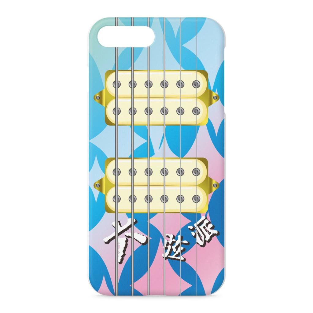 六弦派iPhoneケース