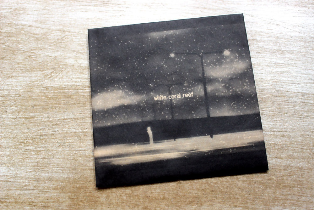 white coral reef(CD+ポストカードセット)