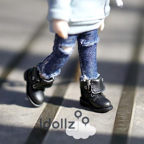 オビツ11 靴 短い靴