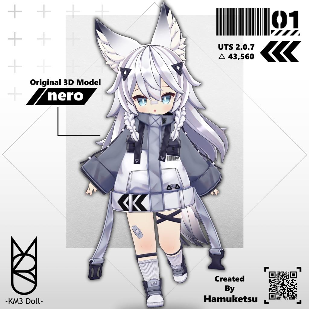 Original 3D Model [nero -ネロ-]