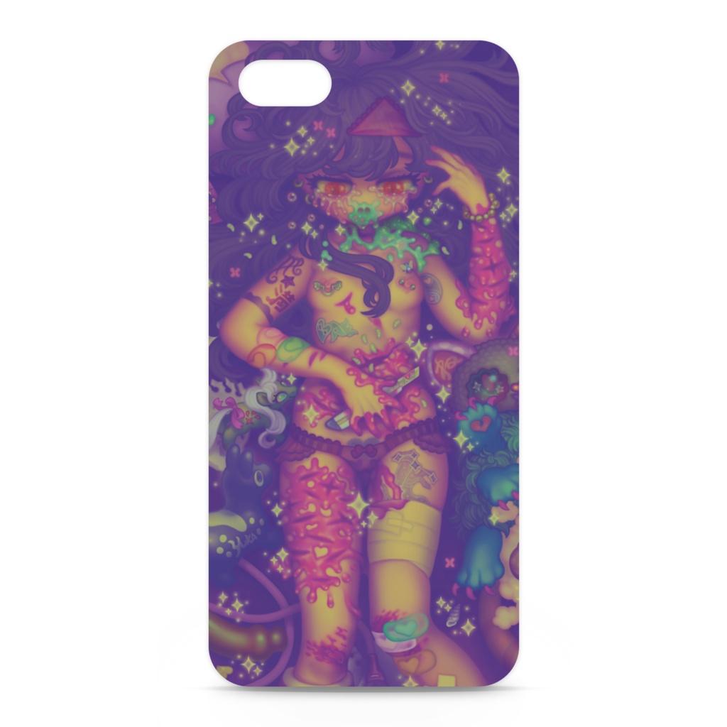 """iPhone Case """"B.A.E ♀"""""""