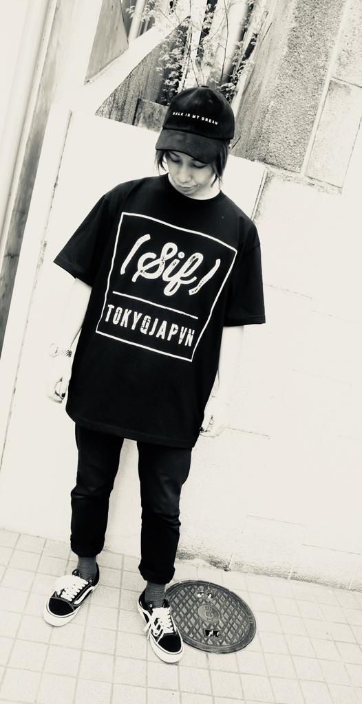 """LogoBIG""Tシャツ"