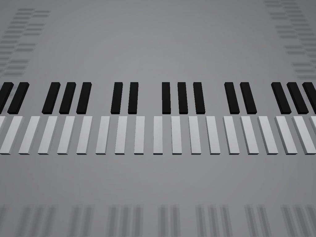 【VRChatワールド用】木琴