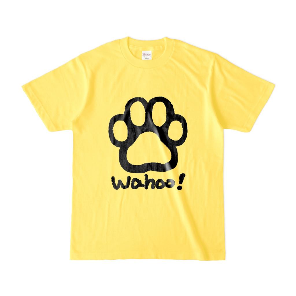 フクちゃんwahoo! Tシャツ