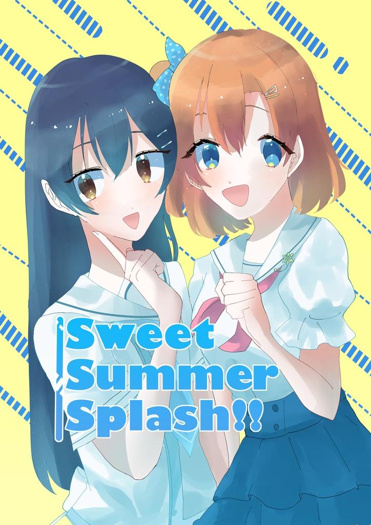 Sweet Summer Splash!!