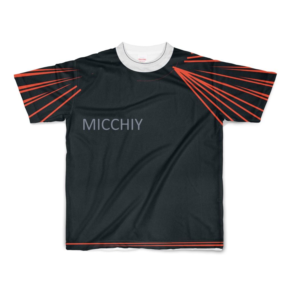 半袖Tシャツ ブラック ザリガニ Energy power up ! 13951625