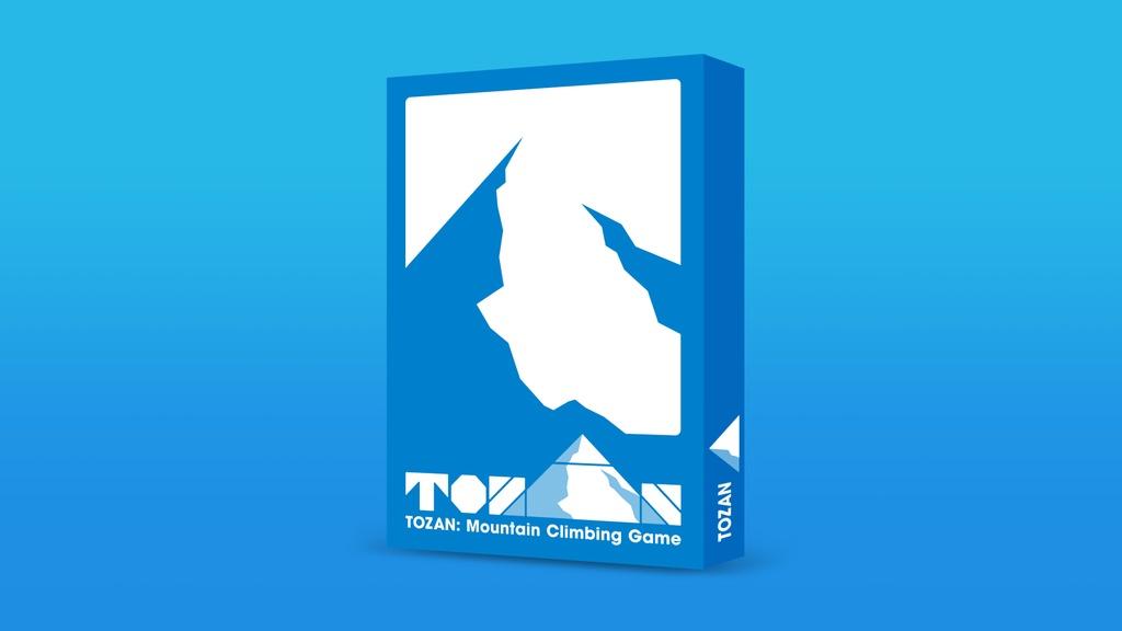 1人用 登山ゲーム『TOZAN』