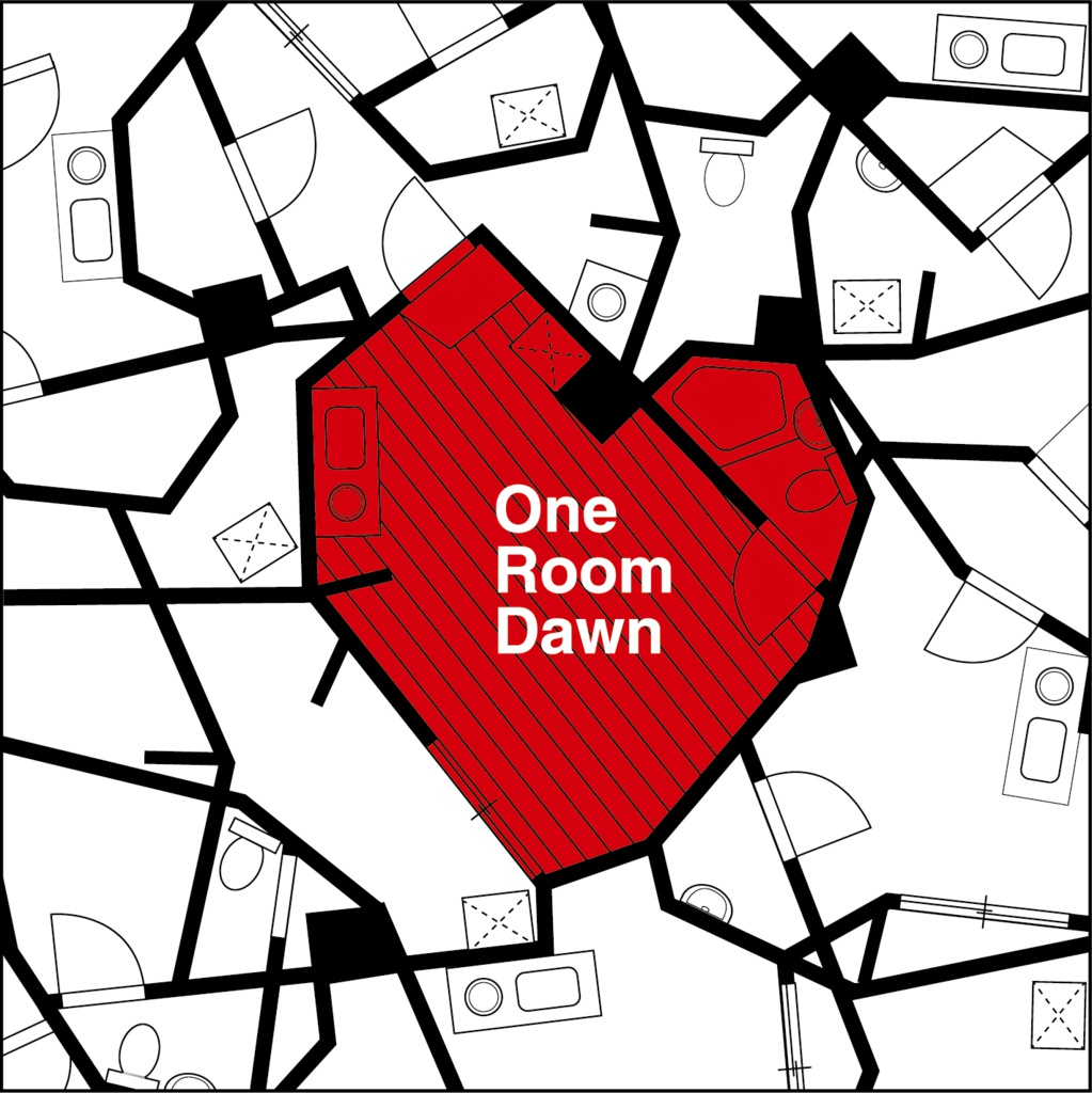 [1st full album] OneRoomDawn CD版