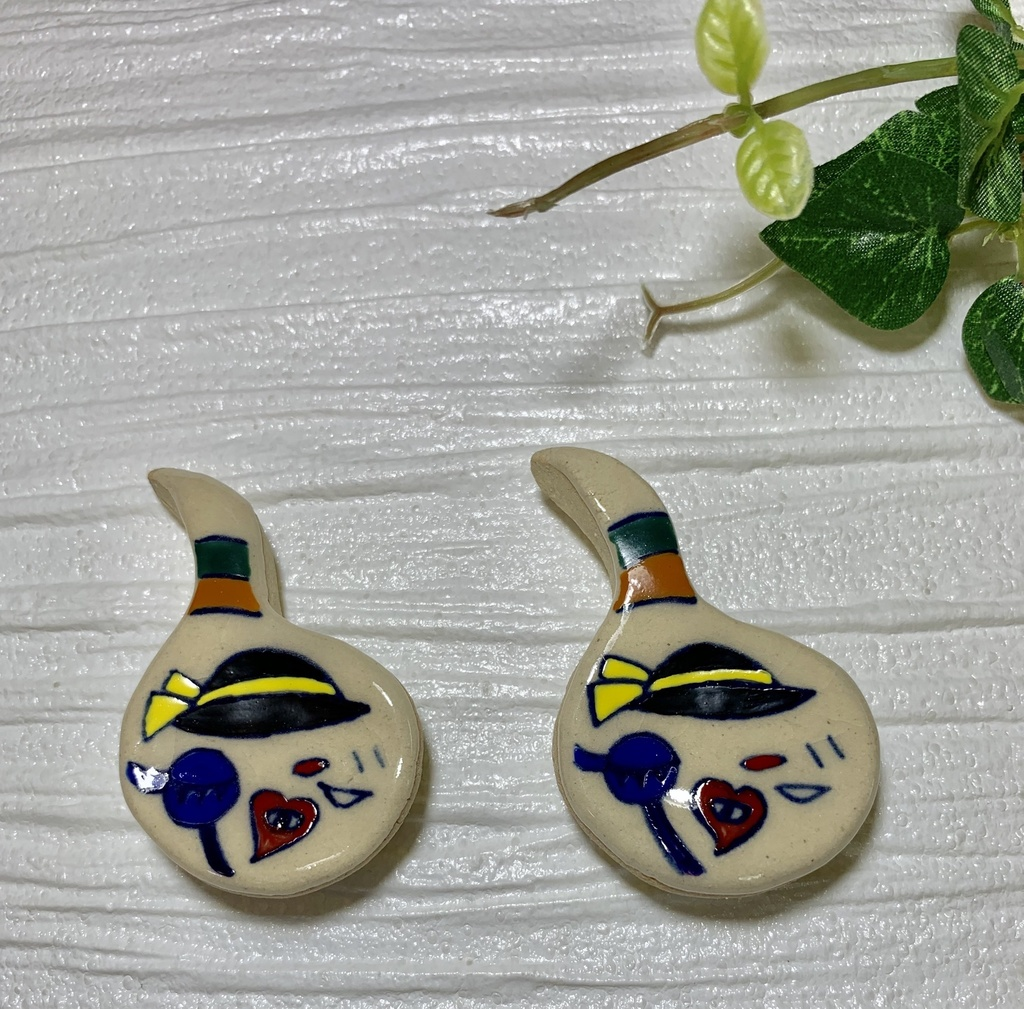 東方projectキャラクターモチーフmochiマグネット陶器(古明地こいし)