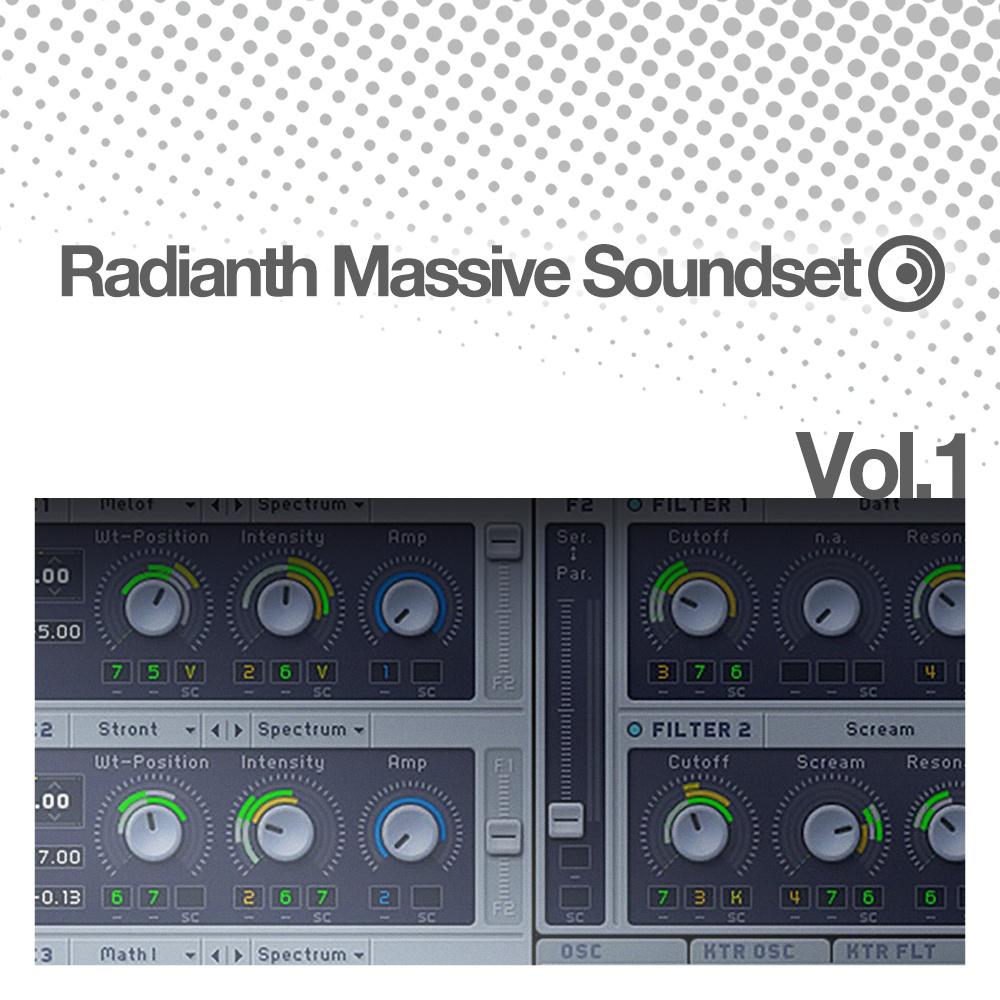Radianth Massive Soundset Vol.1