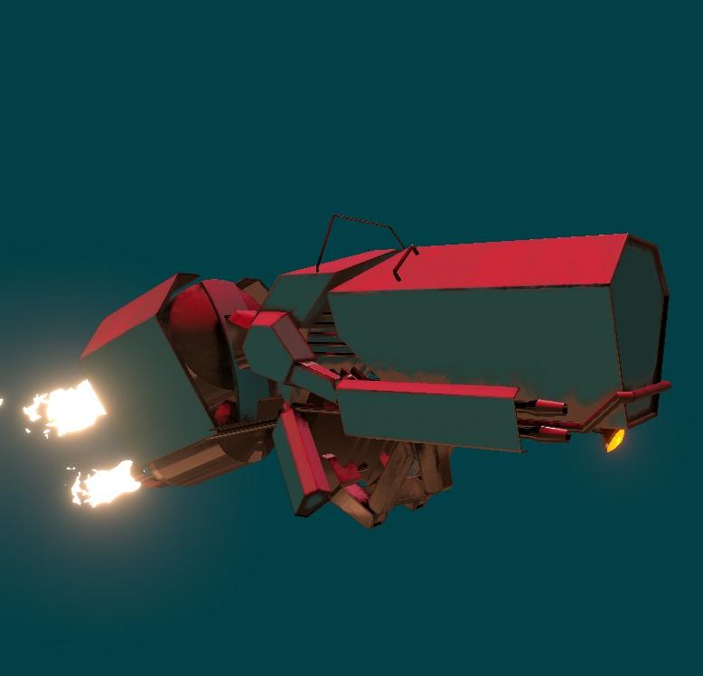 小型飛行艇(新色追加)