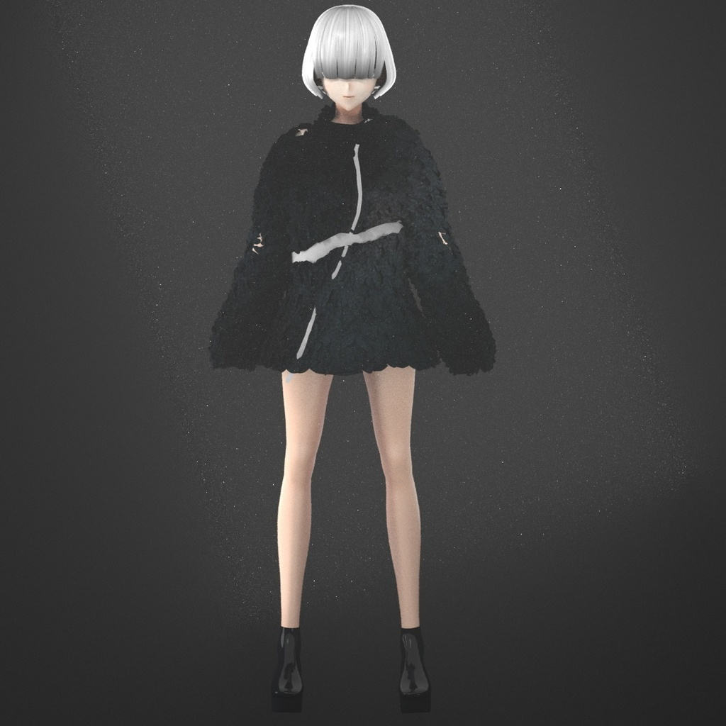 Virtual Fashion Type8_A 2020ss