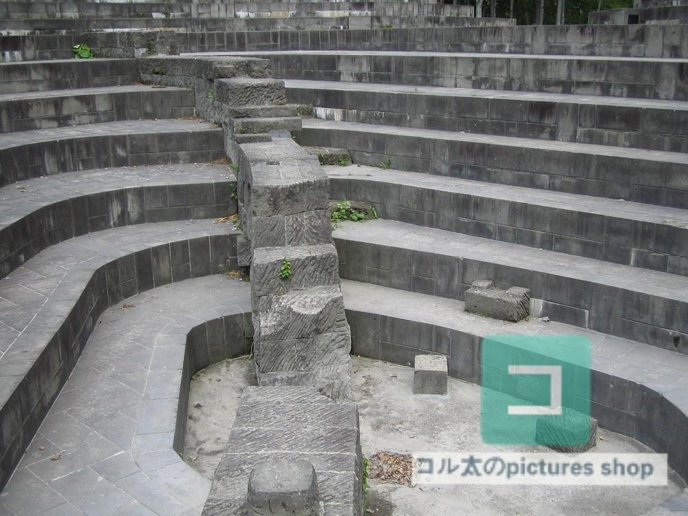 階段のある風景①10枚・1セット