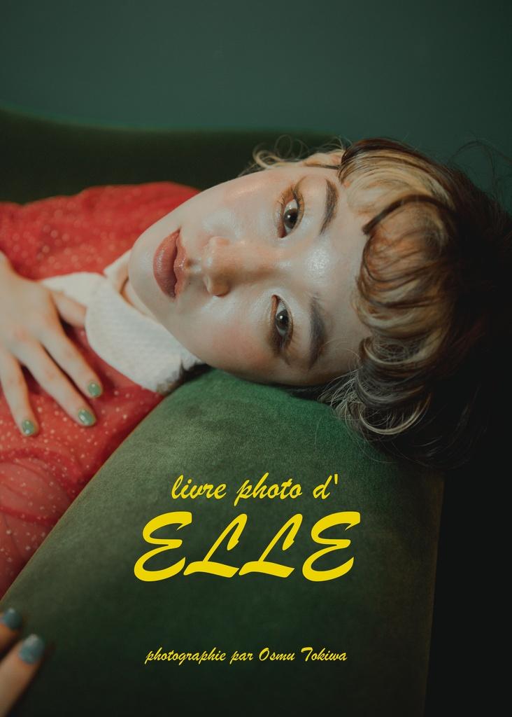 デジタルZINE『livre photo d'elle』