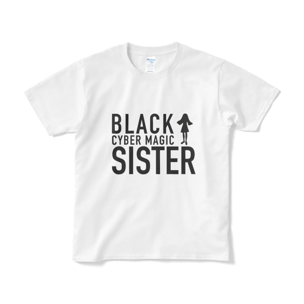 Black sister ST ブラックシスターST Tシャツ