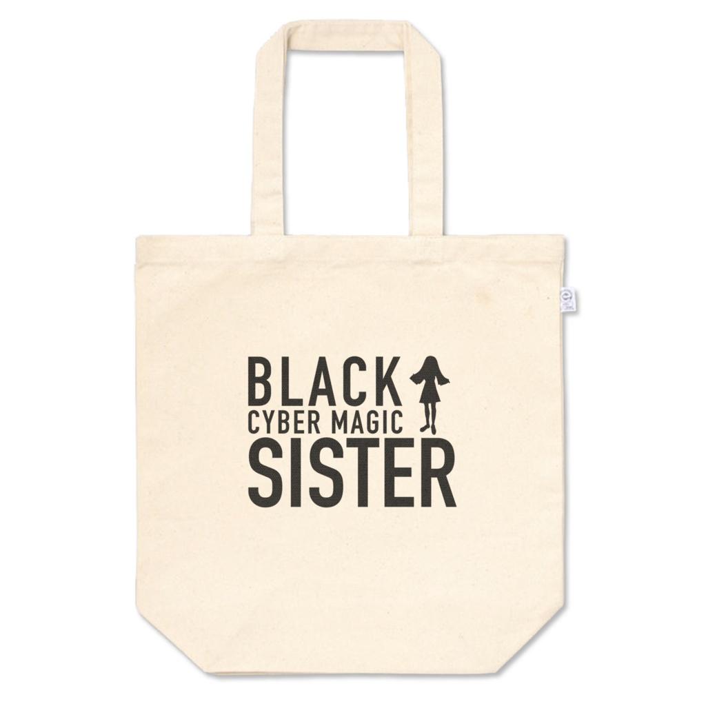 Black sister ST ブラックシスターST トートバッグ