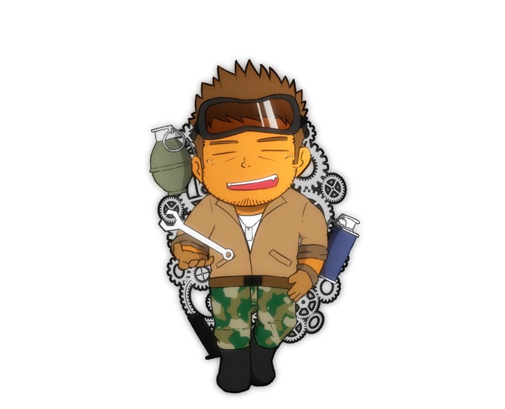 ミリタリー隊 鋭刃 - paomer - BOOTH