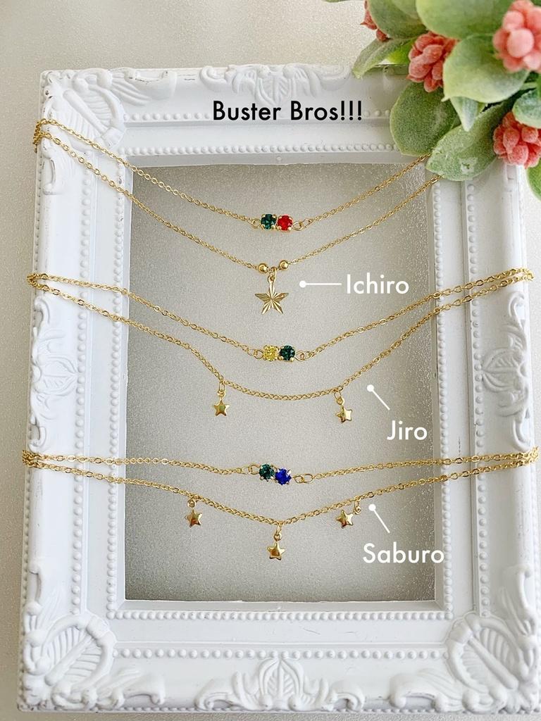 Buster Bros!!!◆イメージブレスレット