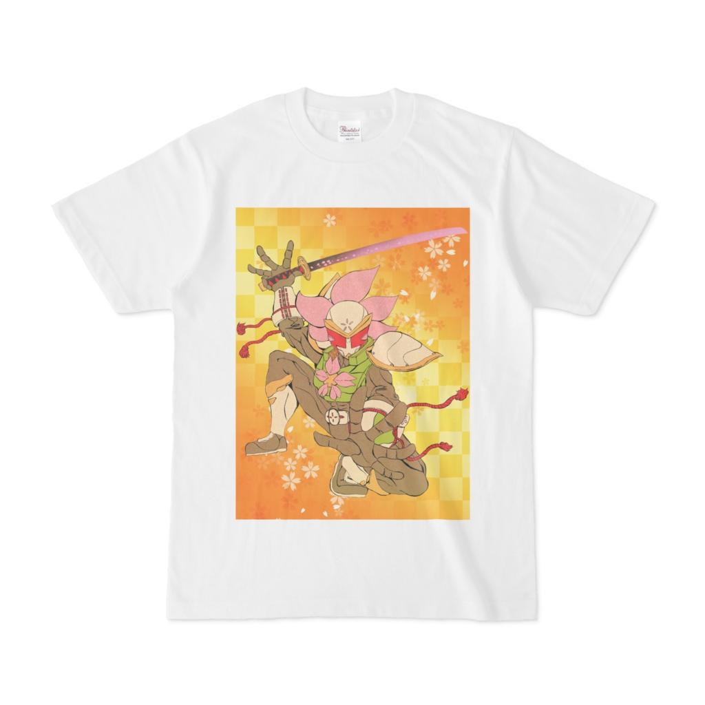 キラメイカー桜雅 黄金図シャツ