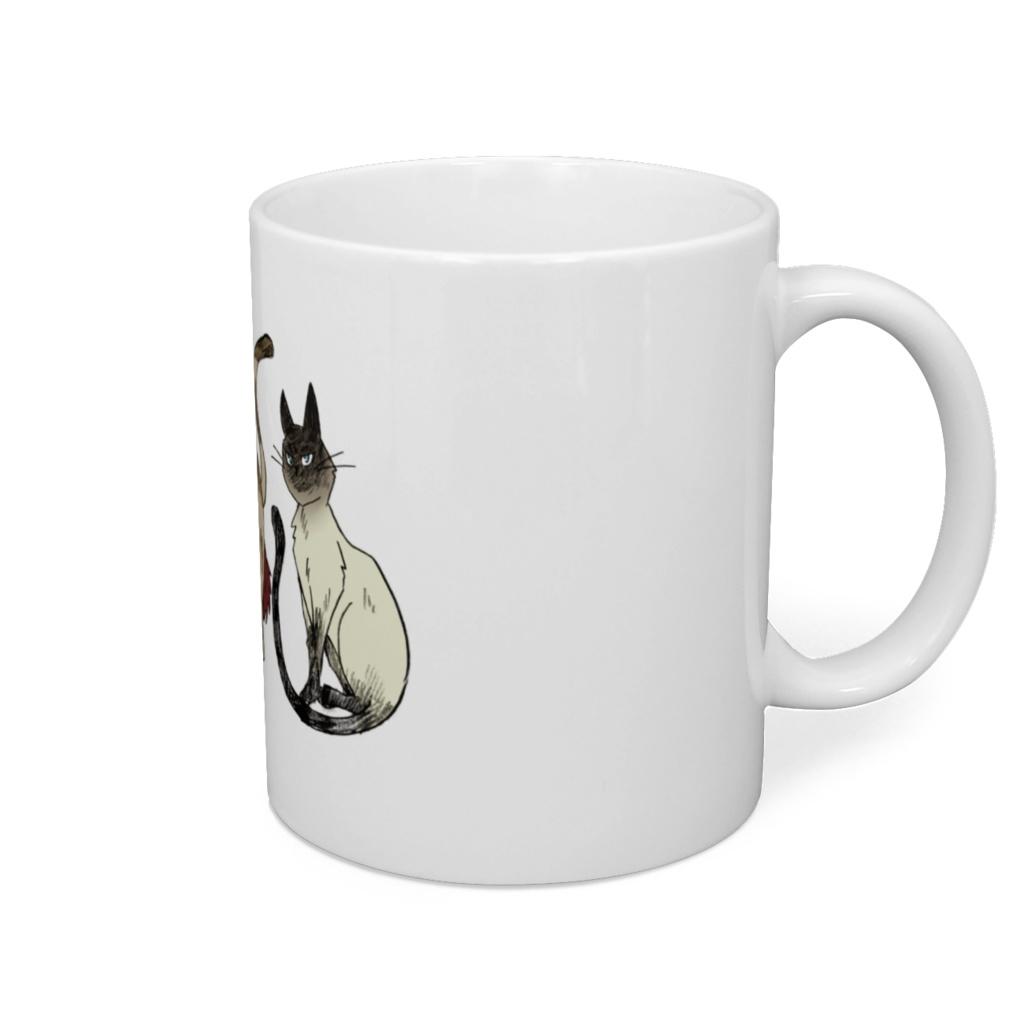 Alice in Animallandマグカップ