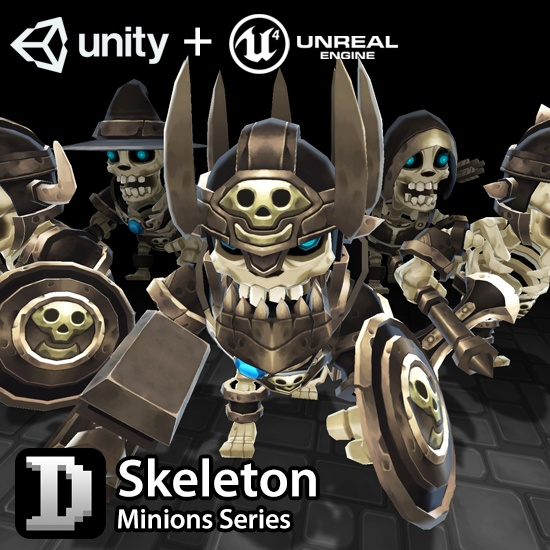 MinionsSeries-Skeleton