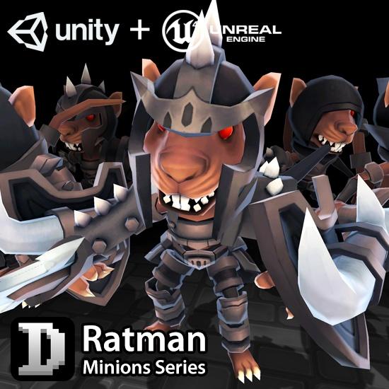 MinionsSeries-Ratman