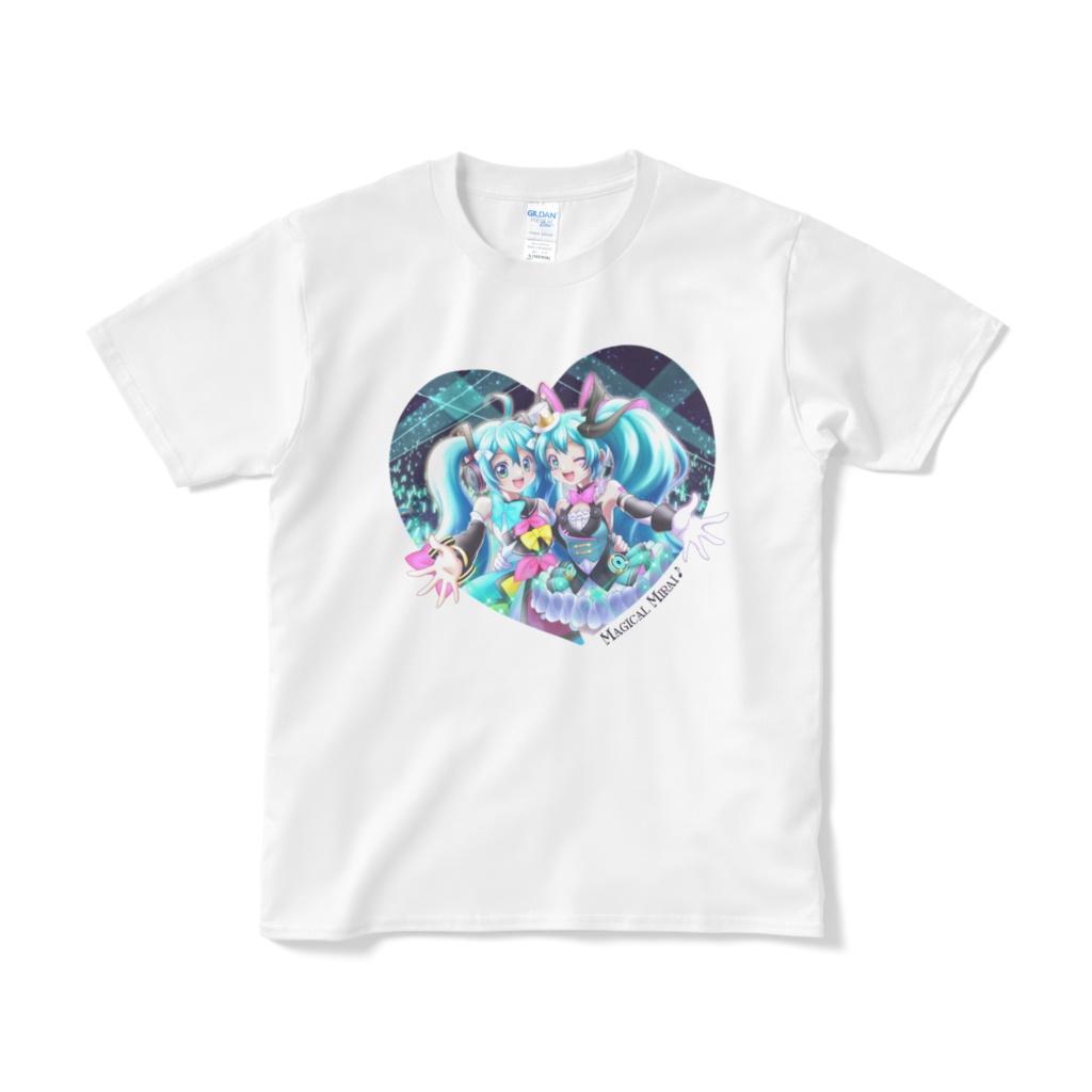 マジミラミクちゃん2018&2019Tシャツ