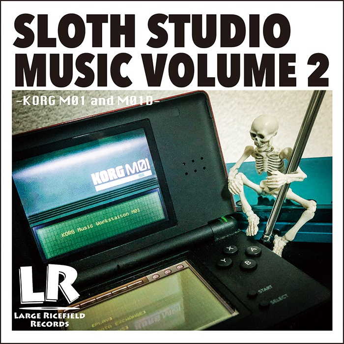 SLOTH STUDIO MUSIC VOLUME 2 – KORG M01 and M01D –
