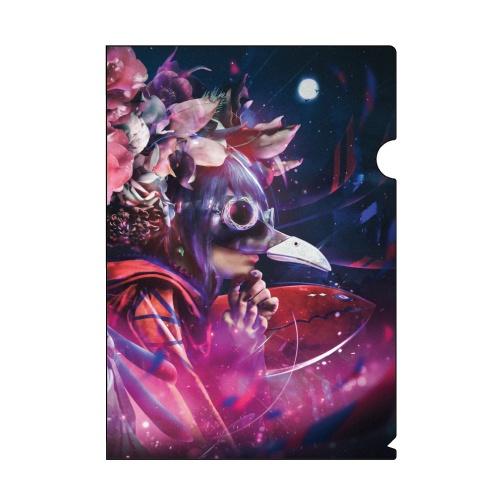 【5/1~特集販売】花譜「宣戦」クリアファイルセット