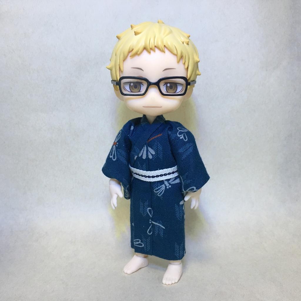 【オビツ11】浴衣