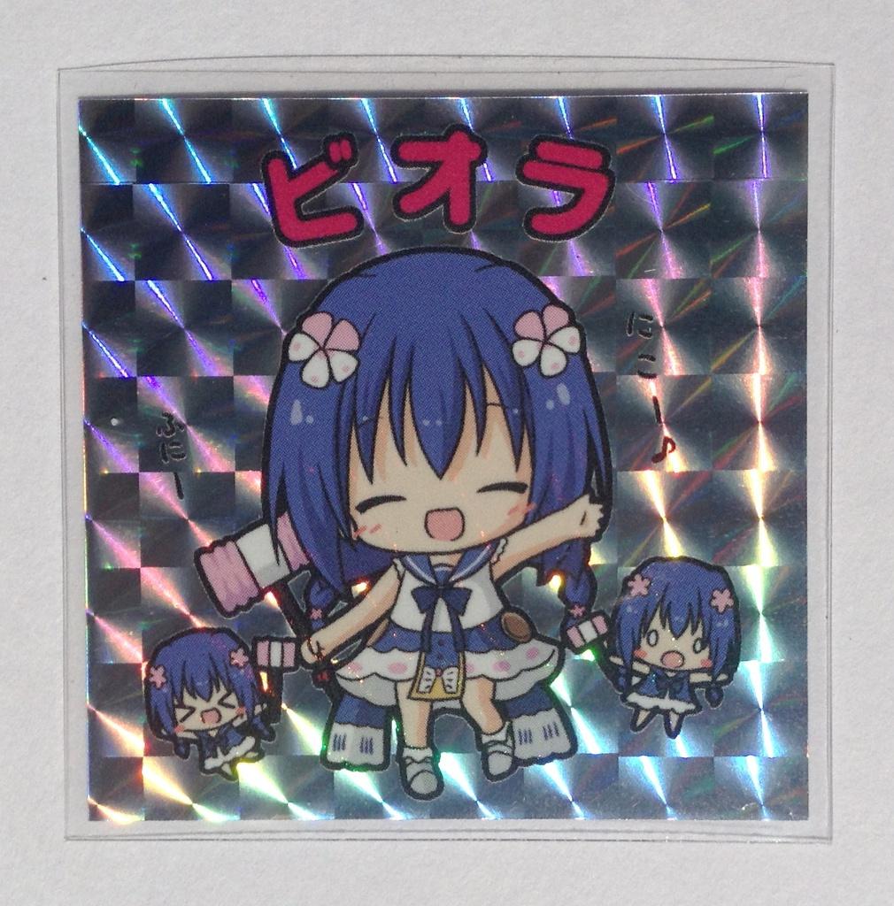 花騎士マンシール★6 No.3「ビオラ」