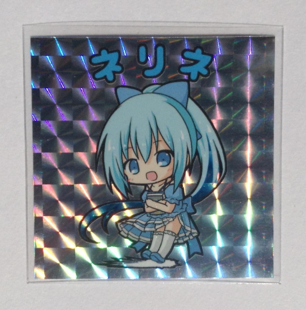 花騎士マンシール★6 No.4「ネリネ」