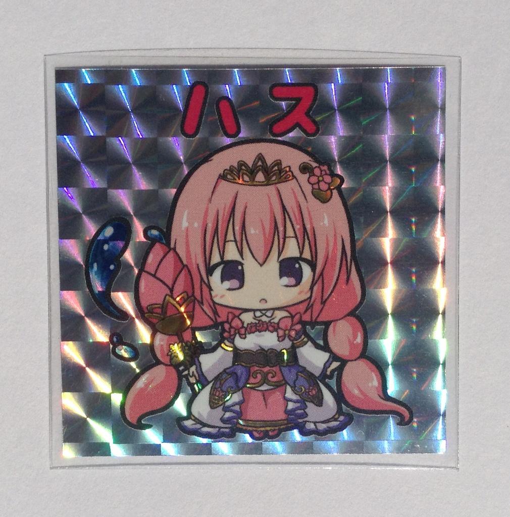 花騎士マンシール★6 No.8「ハス」