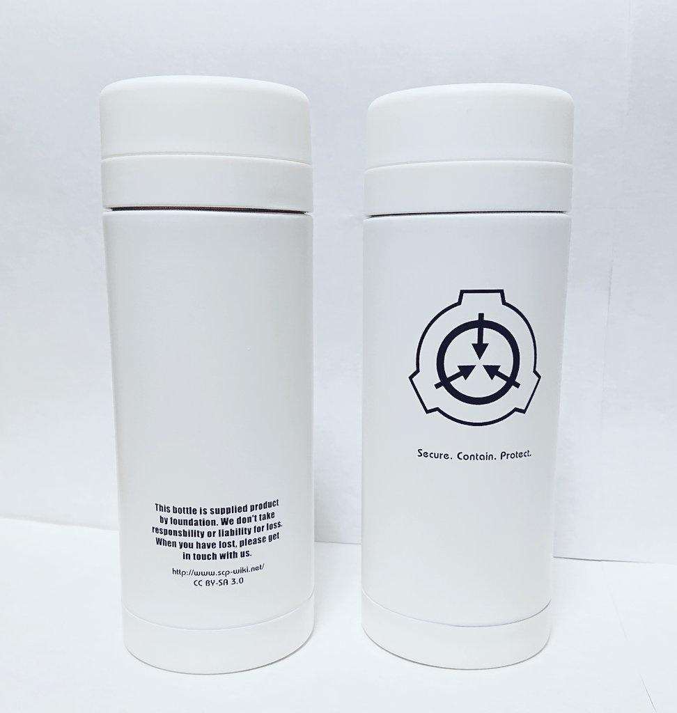 【SCP】財団日本支部支給品:サーモボトル