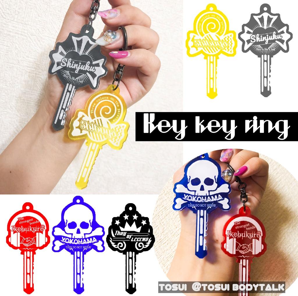 【hpmi】Key Key Ring