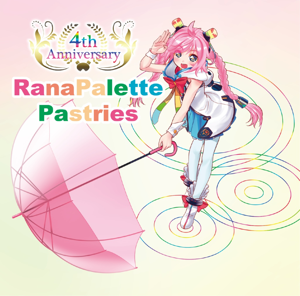 RanaPalette Pastries