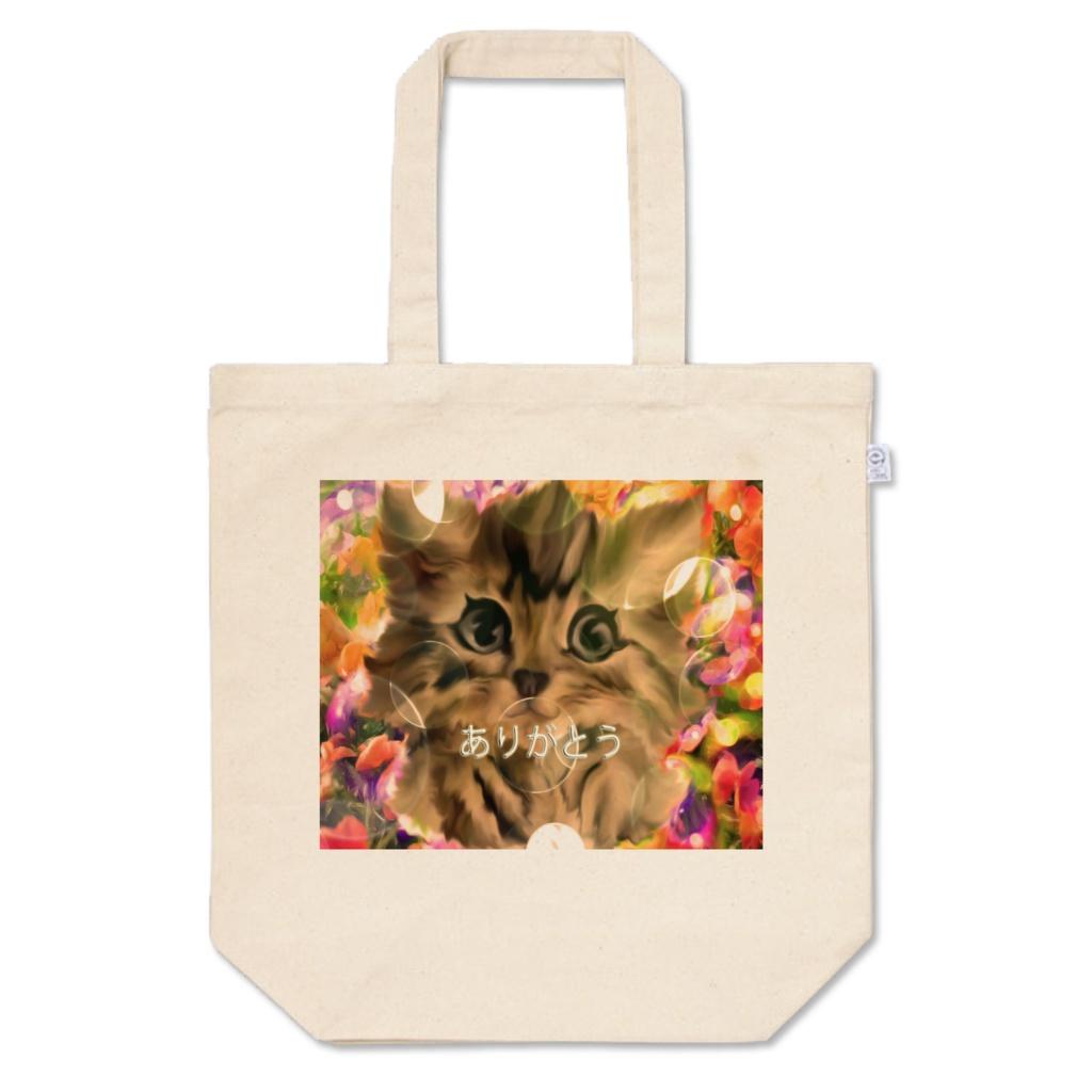 MJアート・トートバッグ(M)mjtb01  Art goods of artist MJ [Tote bag(M)]mjtb01