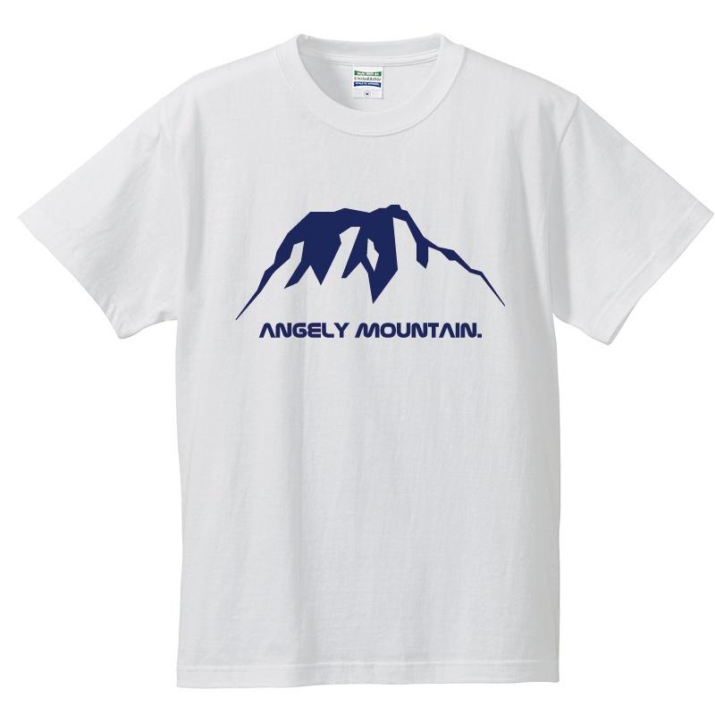 エンジェリーマウンテンTシャツ(WHT)