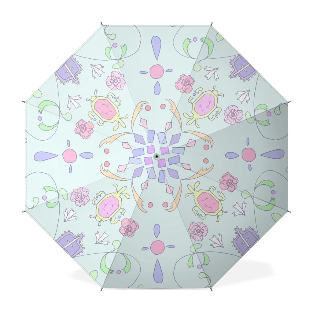 西洋柄パステル傘
