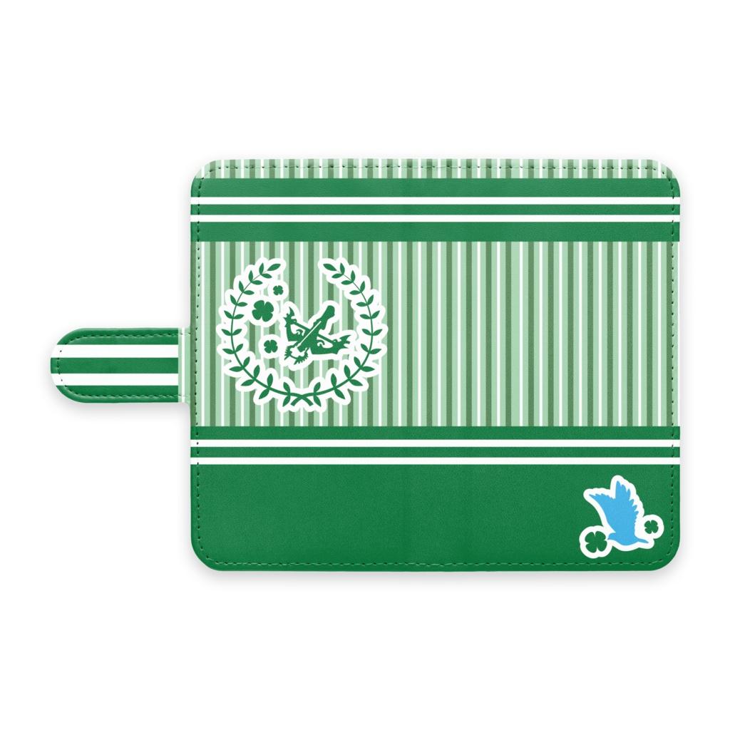 【FGO】ロビンフッドイメージ手帳型Androidケース